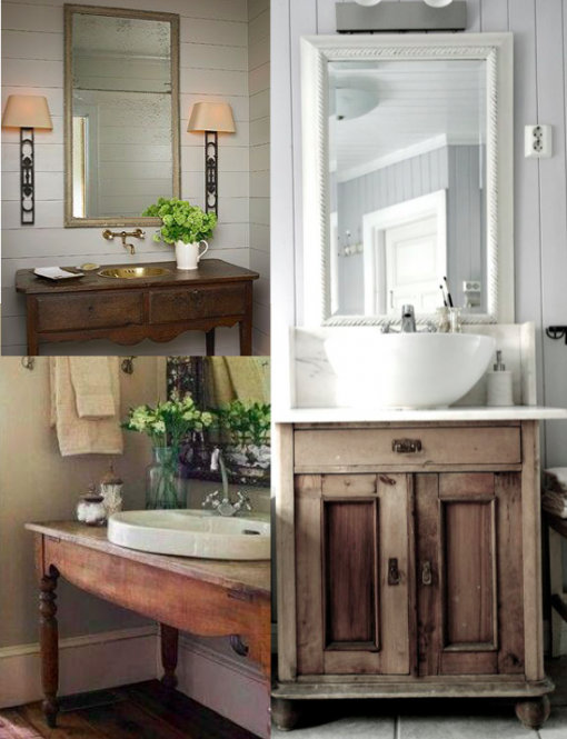 Modern Farmhouse Project The Powder Room 171 Covet Living