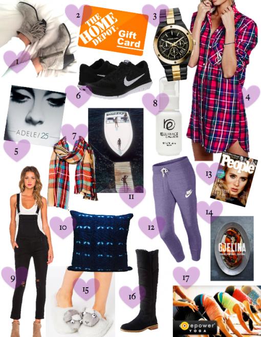 Karrie's Wishlist | Covet Living Ultimate Gift Guide 2015