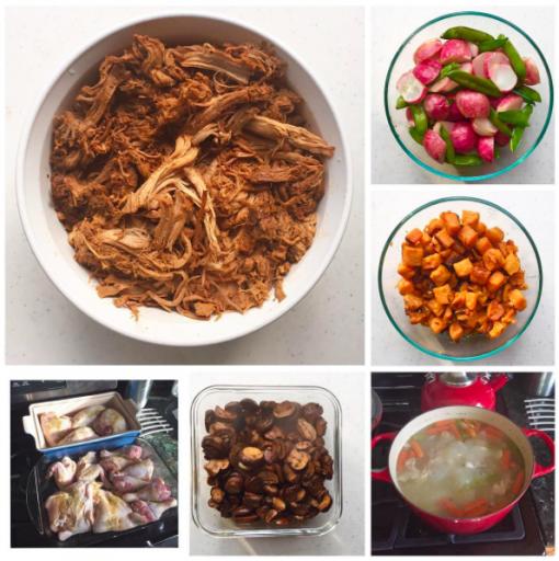 Meal Prep, Megan McGrane for Covet Living
