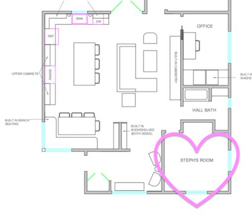 Steph's Room | Covet Living