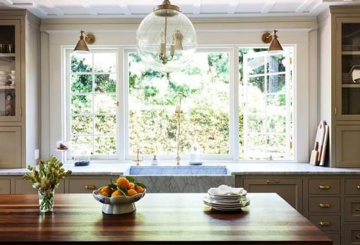 Sink Window | Casa Karrie and Tim | Covet Living