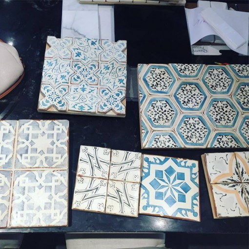 Tabarka Tile at Country Floors | Covet Living