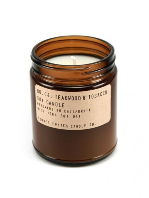Teakwood and Tobacco