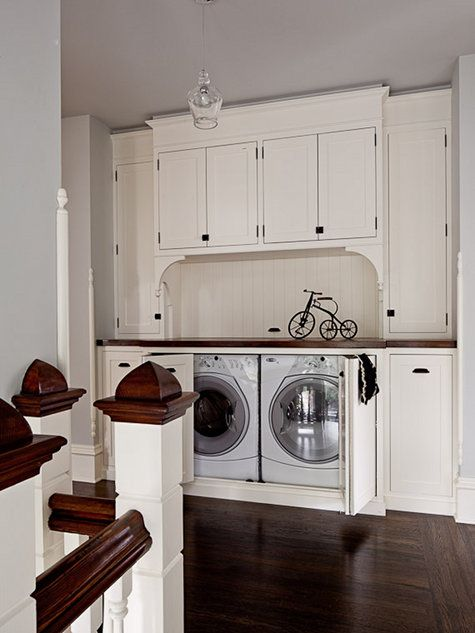 Washer Dryer Inspo 1 | Casa Karrie and Tim | Covet Living