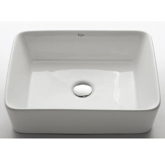 Kraus KCV 121 Vessel Sink | Covet Living