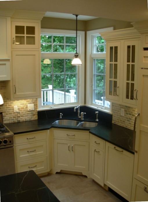 sink on angle | casa karrie & tim | covet living
