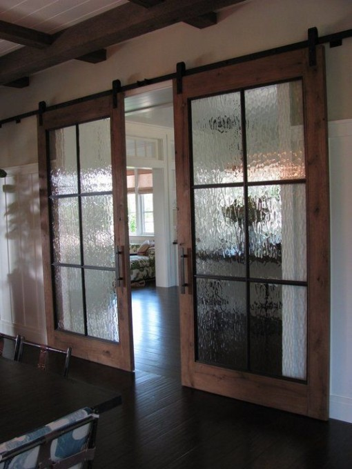 sliding barn doors | casa karrie & tim | covet living
