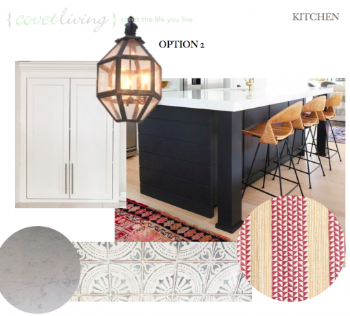 Casa Covet Living: KITCHEN OPTION 2