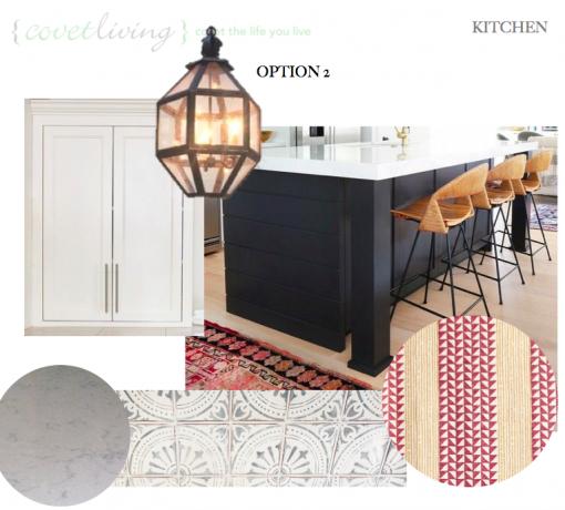 Casa Covet Living: KITCHEN OPTION 2