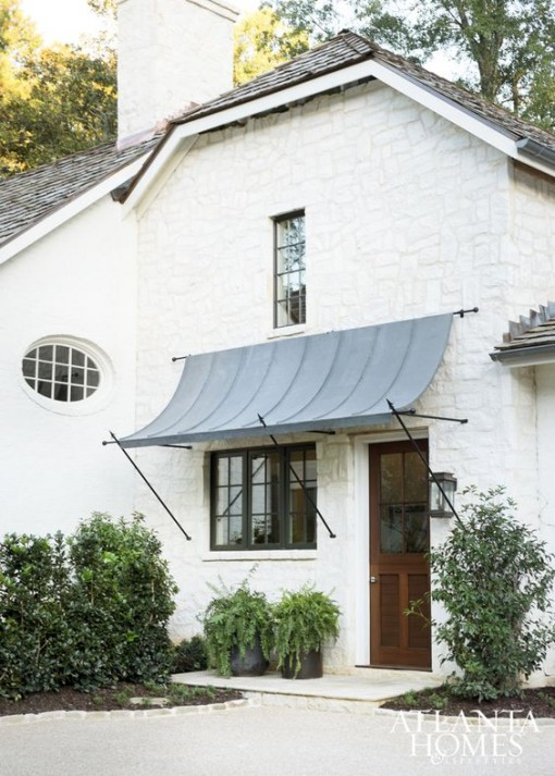 beatiful exterior | covet living