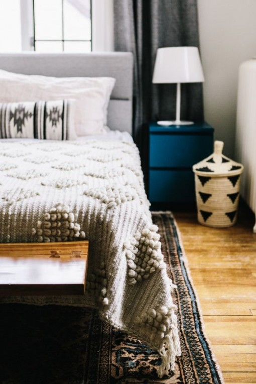 boho coverlet | covet living