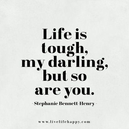 life is tough | covet living
