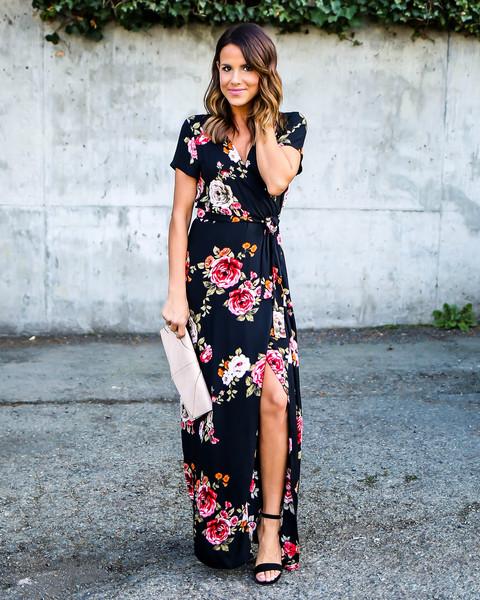 Bardot Maxi Dress - Vici | Covet Living