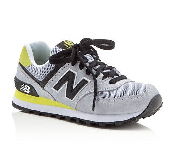 New Balance Core Plus Lace Up Sneakers