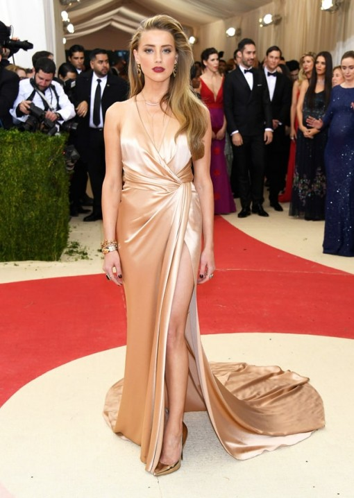 Amber Heard | Met Gala | Covet Living