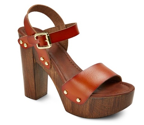 Cali Quarter Strap Sandals | Mossimo | Target Tuesdays | Covet Living
