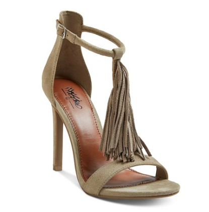 Devan Pumps in Taupe | Target Tuesdays | Covet Living