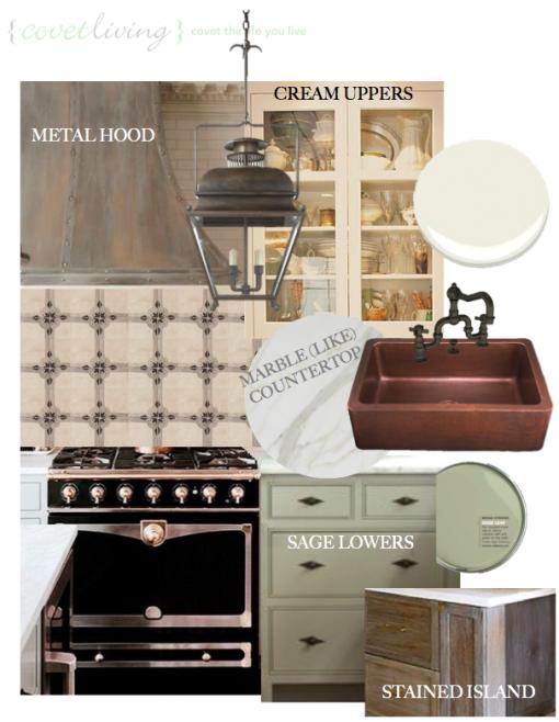Farmhouse Kitchen 1 | Covet Living Interiors