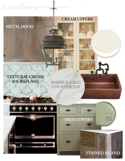 Farmhouse Kitchen 2 | Covet Living Interiors