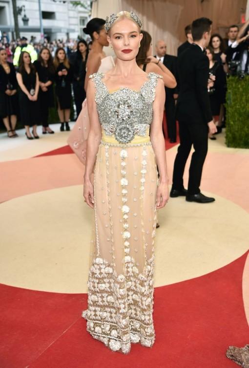 Kate Bosworth | Met Gala | Covet Living