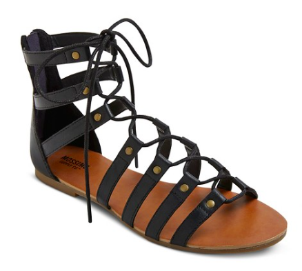Leone Gladiator Sandals | Target Tuesdays | Covet Living