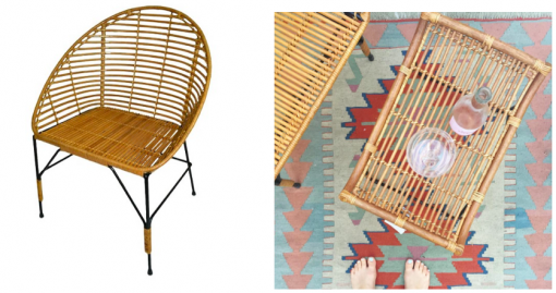 Linear Weave Lounge Chair - Threshold | Target Tuesday | Covet Living
