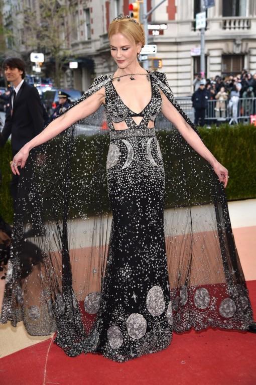 Nicole Kidman | Met Gala | Covet Living