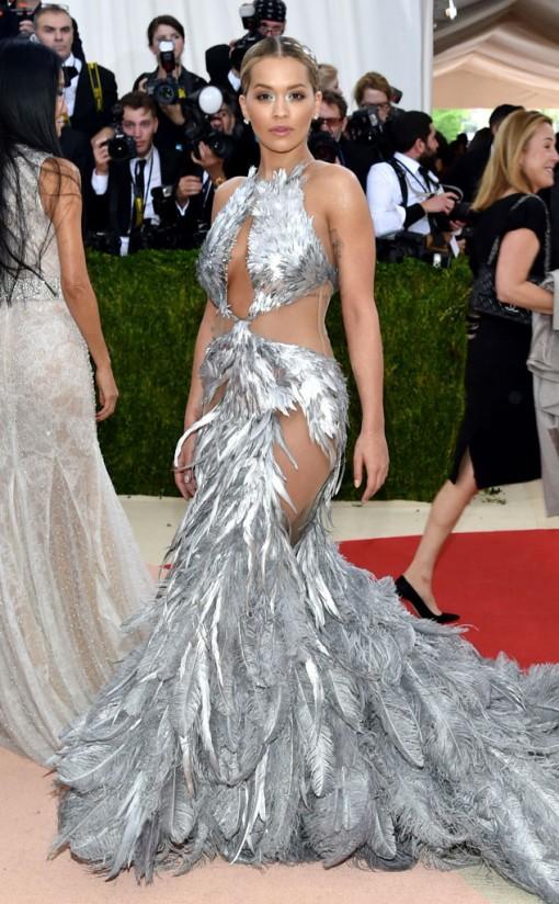 Rita Ora | Met Gala | Covet Living