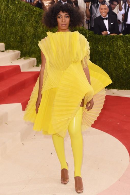 Solange Knowles | Met Gala | Covet Living