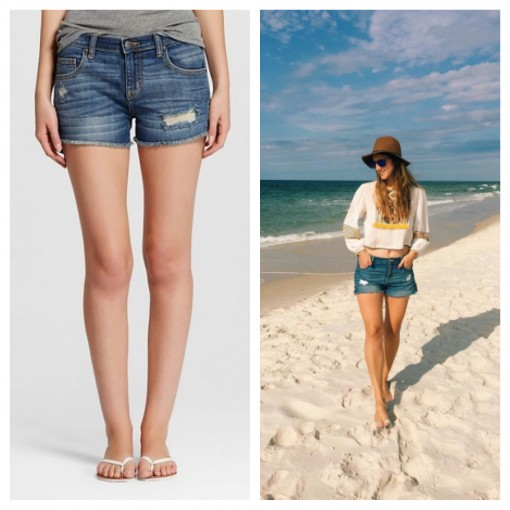 Women's Boyfriend Jean Shorts | Target Tuesdays | Covet Living