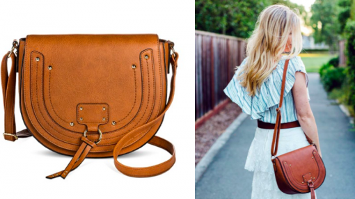 Women's Saddle Crossbody Handbag | Target Tuesday | Covet Living
