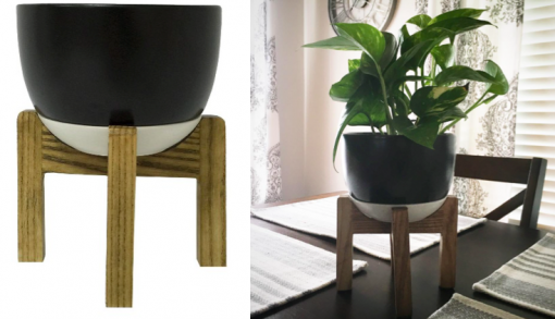 Wooden Planter Stand | Target Tuesday | Covet Living