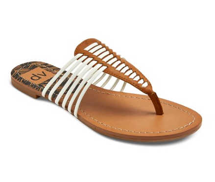 dv Gaby Thong Sandals | Target Tuesdays | Covet Living