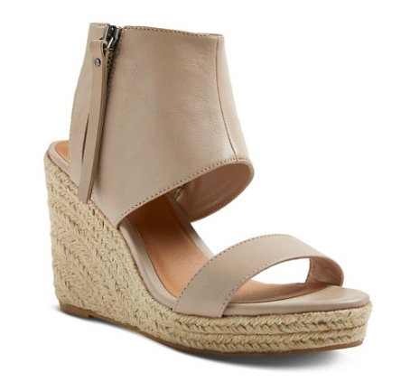 dv Kolie Espadrille Sandals in Taupe | Target Tuesdays | Covet Living