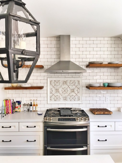 Kitchen, After | Interior Design by Stephanie Ballard | Casa Covet Living