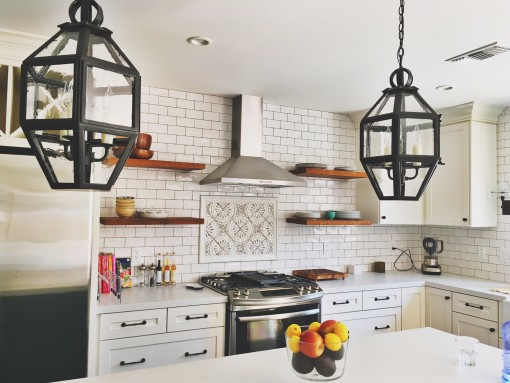 Kitchen | Interior Design by Stephanie Ballard | Casa Covet Living