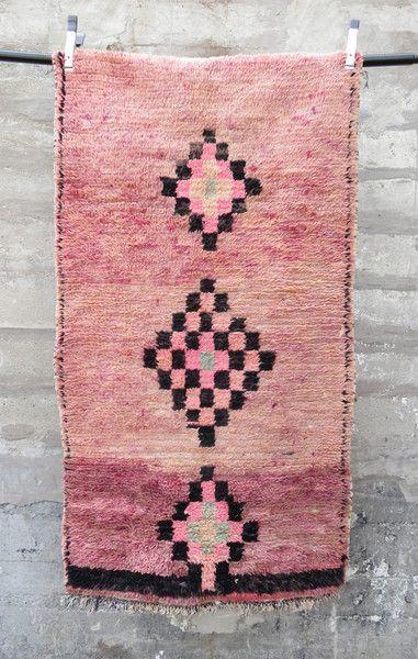 PInk Vintage Rug, Maven | Covet Living