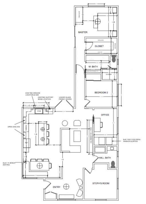 AFTER Floor Plan | Casa Covet Living