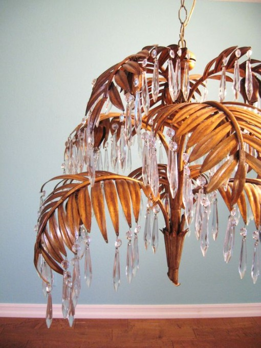 Vintage Gilt Chandy, Etsy | Covet Living