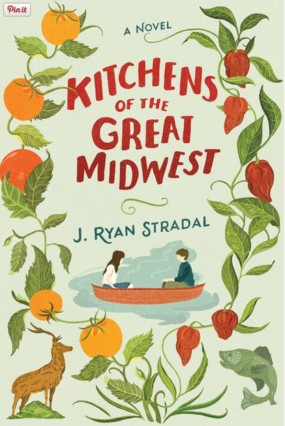 Kitchens of the Great Midwest by J Ryan Stradal | Covet Living