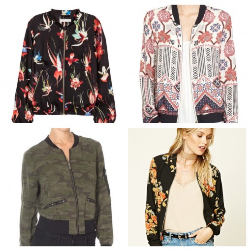 Bomber jackets | Covet Living