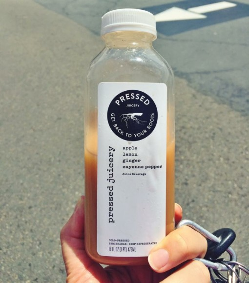 best cold cure - pressed juice | covet living