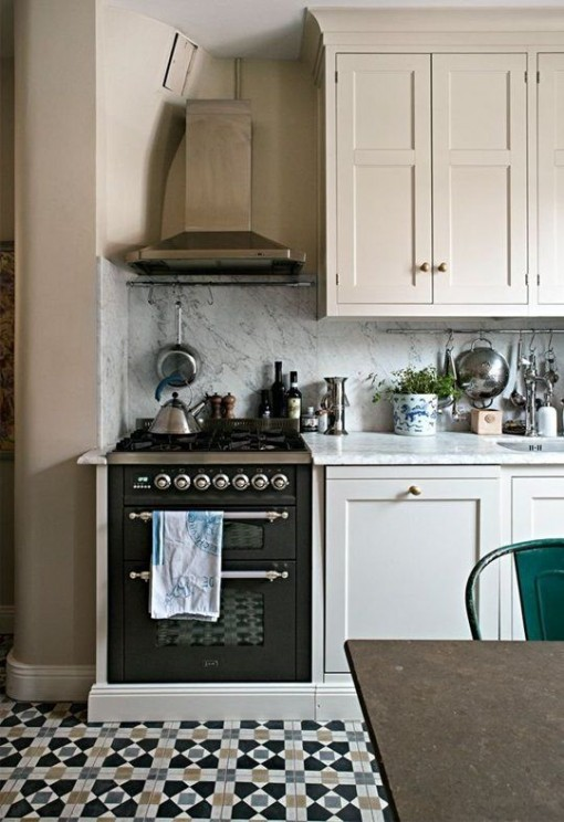 coziest kitchen ever | covet living