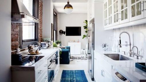 exposed-brick-kitchen-mountain-decor-covet-living