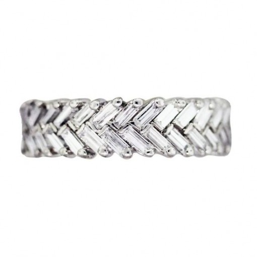 diamond-herringbone-ring