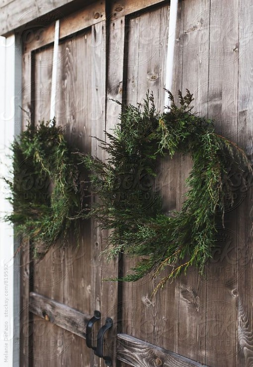 wreaths-on-doors