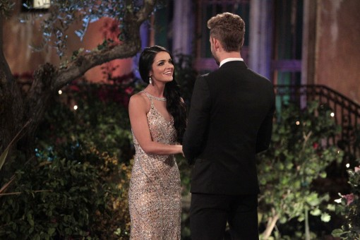 "THE BACHELOR - Episode 2101 - What do a dolphin-loving woman, a successful businesswoman who runs her parents multi-million -dollar flooring empire;, a bachelorette, who is hiding a big secret about her past involving Nick, and a no-nonsense Southern belle, who has Nick in her cross-hairs for a big country wedding, all have in common? They all have their sights set on making the Bachelor, Nick Viall, their future husband when the much-anticipated 21th edition of ABC's hit romance reality series, ""The Bachelor,"" premieres, MONDAY, JANUARY 2 (8:00-10:01 p.m., ET), on the ABC Television Network. (Rick Rowell/ABC via Getty Images) RAVEN, NICK VIALL"