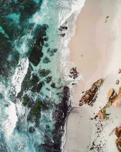 Ryan Longnecker Overhead Shot | Laguna or San Diego