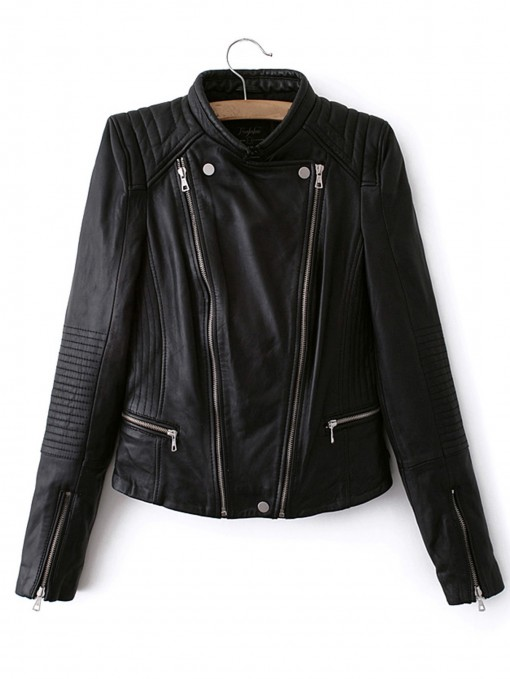 Shein Black Jacket