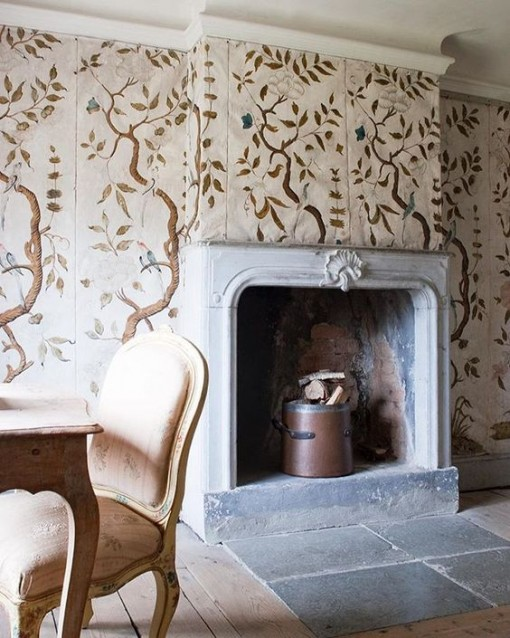Handpainted Wall Mural | Covet Living